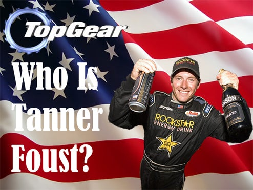 Who Is Tanner Foust?