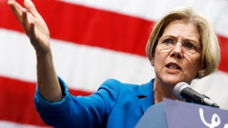 "Elizabeth Warren: ""I'm Not Going to Run"" For President"