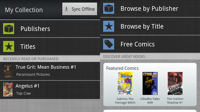 Graphic.ly Is a Cross-Platform, Cloud-Based Digital Comics Reader