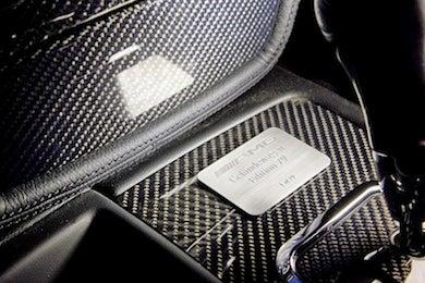 """Mercedes G55 AMG """"Edition 79"""": Dirham-Grabbin' Geländewagen"""