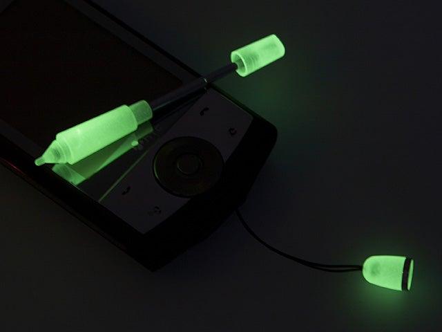Luminous Handy Strap is Stylus, Ewok Jedi Lightsaber