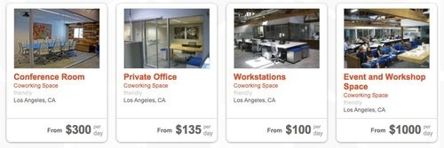 Loosecubes Helps You Find or Advertise a Coworking Space