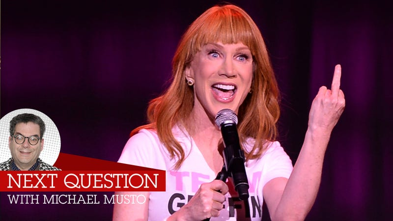 Kathy Griffin Is the Liza Minnelli of Dick Jokes