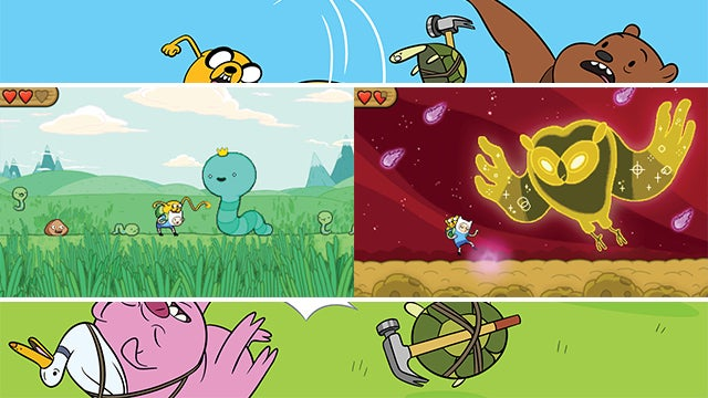 Your First Look at the Adventure Time Video Game
