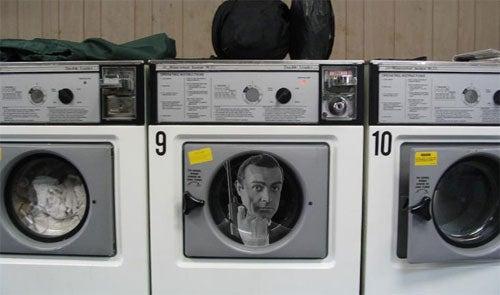 Brits Set Up Fake Laundromats with Bomb-Sniffing Washing Machines