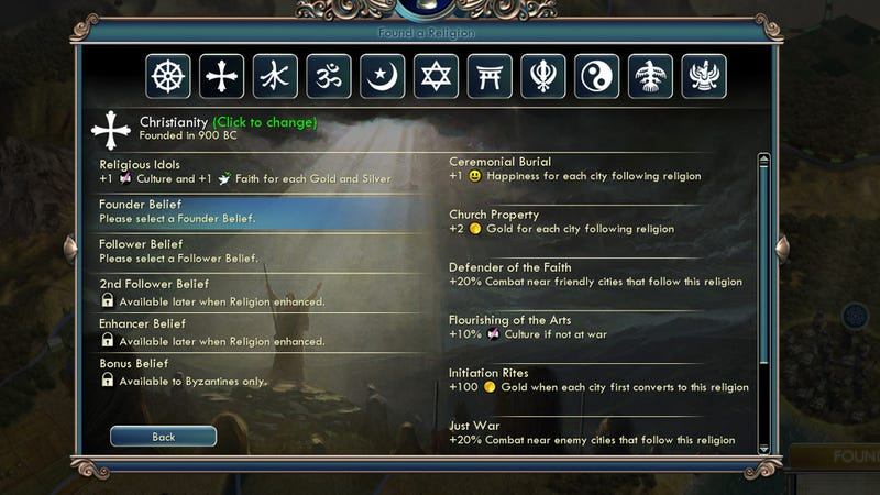 I Lost Sleep Waging Holy War in the New Civilization V