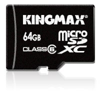 The World's First 64GB MicroSD