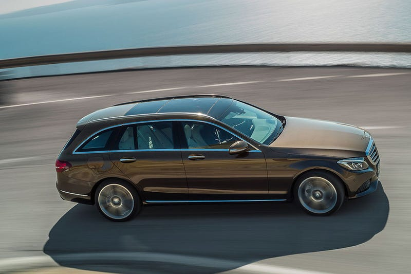 2015 Mercedes-Benz C-Class Estate: This Is It