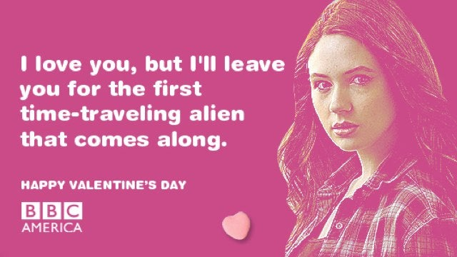 The Geekiest Valentine's Day Celebrations on the Web