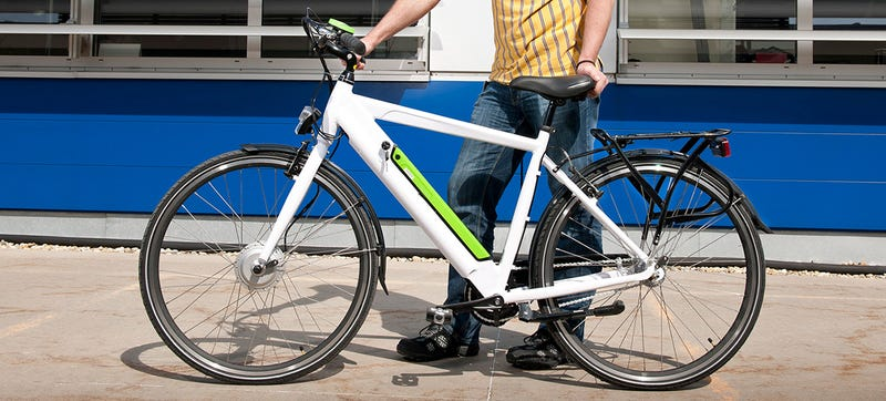Ikea's Selling an Electric Bike To Help Get All Those Boxes Home