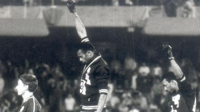 """An Olympics Without Black Athletes"": Martin Luther King Jr., John Carlos, And The Boycott That Wasn't"