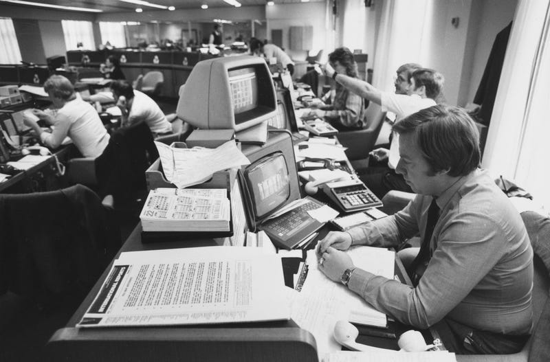 How Newspapers Wrote About the Internet in 1988