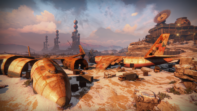 I Played 45 Minutes Of Destiny, And It Was Kind Of Boring