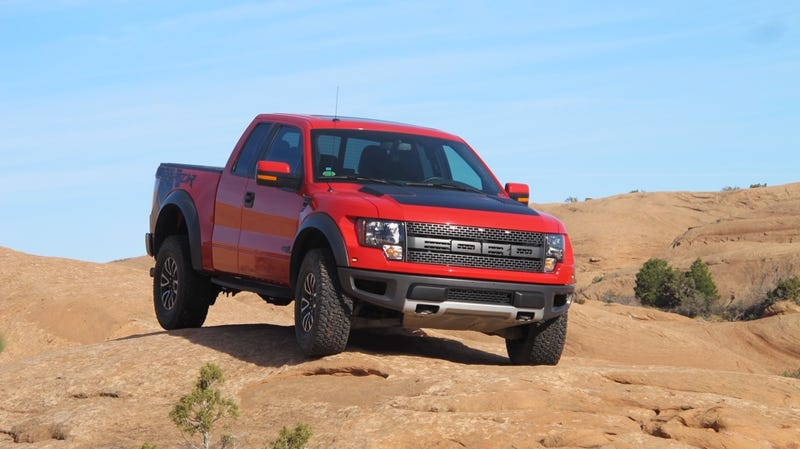 2012 Ford F-150 SVT Raptor gallery