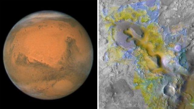 All Mars Needs to Be Habitable: Light Therapy Lamps, Some Other Things