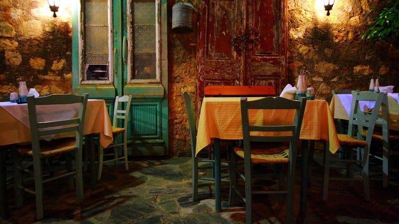 How to Buy Dinner for a Restaurant Full of Strangers