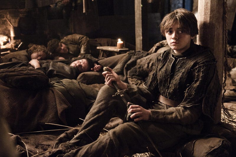 Can Game of Thrones season two live up to season one?