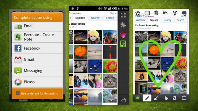 Dolphin Unveils Skitch and Evernote Add-Ons for Easy Image Editing and Web Clipping