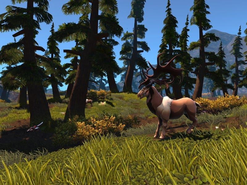 Kingdoms of Amalur MMO: Gallery One