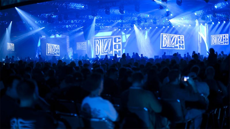 BlizzCon Skips 2012 as Blizzard Focuses on Kicking eButt and Making Games