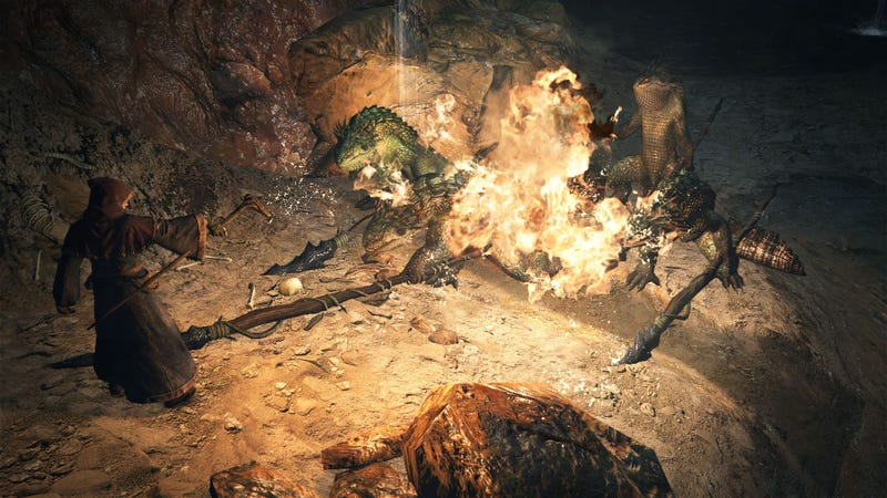 Pillage These New Dragon's Dogma Screens