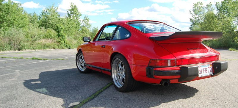 1987 Porsche 911 Carrera: The Jalopnik Classic Review