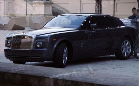 Rolls-Royce Coupe Spotted, Company Confirms Production