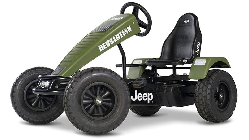 This Jeep Go-Kart Is Probably Better at Off-Roading Than Your Car