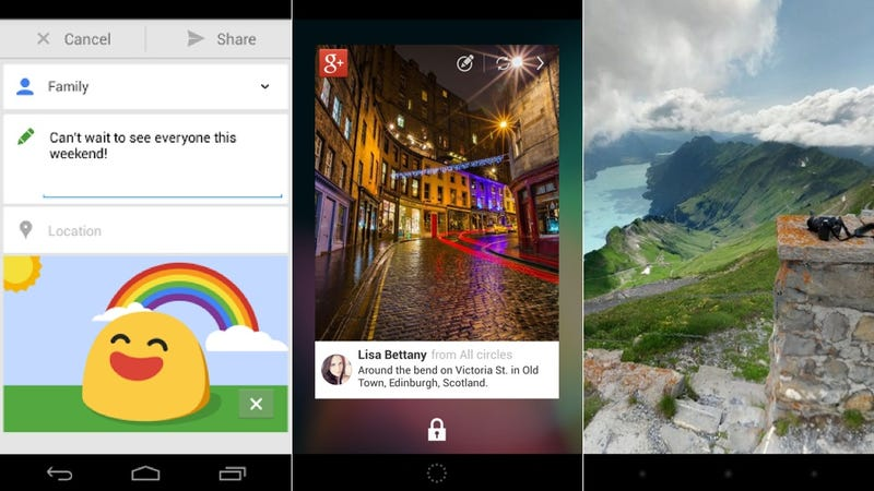 Google+ Update Adds GIFs on Android and a Crap-Ton More