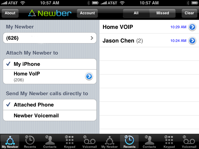 Hands-On With Newber, The Location-Aware Call Redirector For Your iPhone