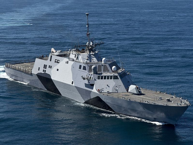 V.F.M.D.: USS Freedom!