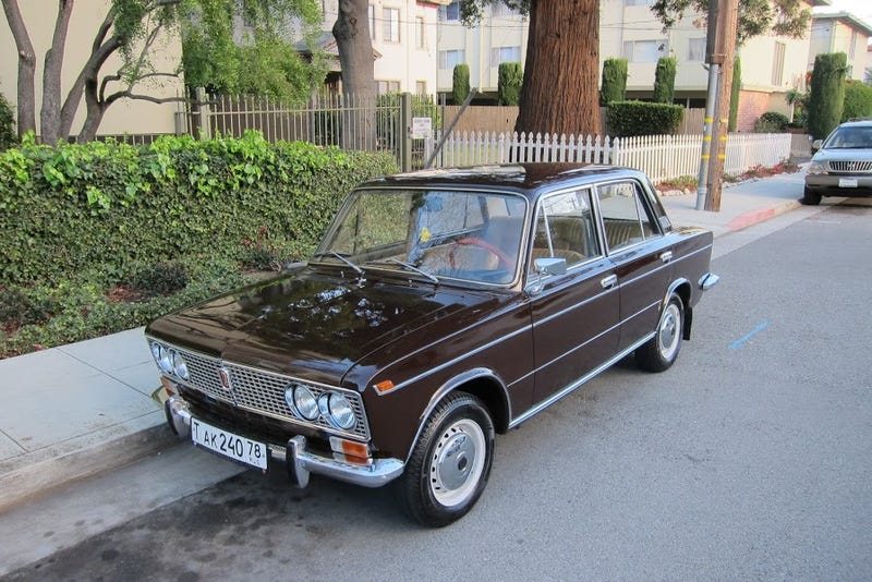 For $11,500, Wanna Whole Lada Love