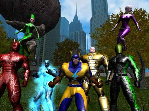 Return To City Of Heroes For Double The XP