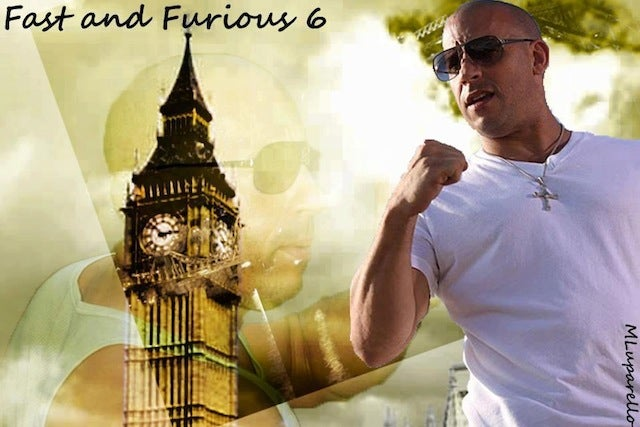 Vin Book: The Best of Vin Diesel's Amazing Facebook Fan Art