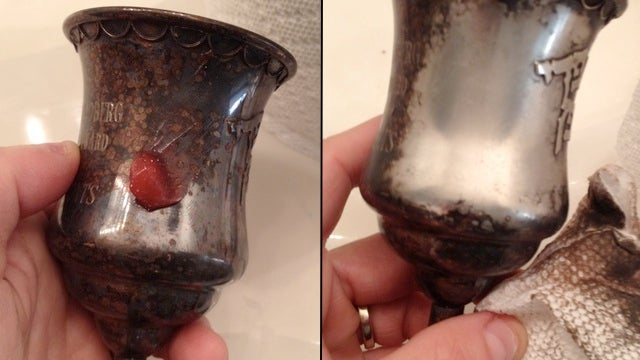 Use Toothpaste To Polish Silver