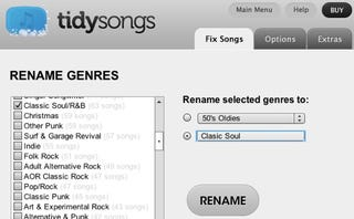how to clear my itunes music library
