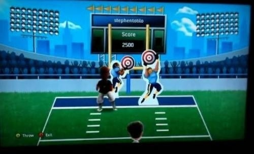 Surprise Football Game Pops Up On Xbox Live