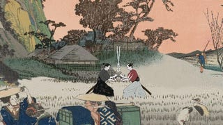 Kiai Resonance - Indie Samurai Dueling