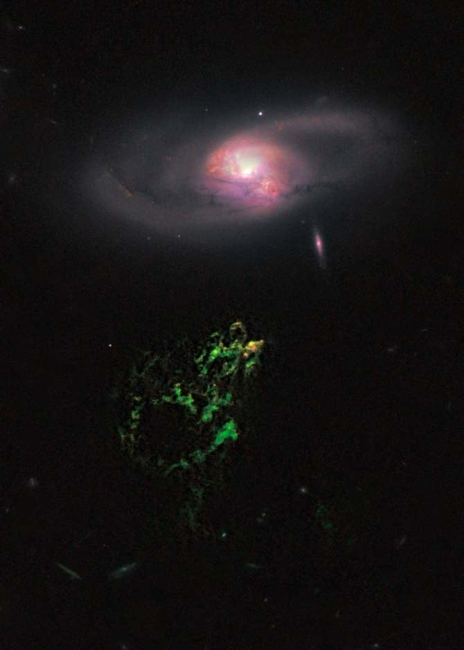 Looks Like NASA Has Discovered the Galaxy Where the Evil Aliens Are Hiding