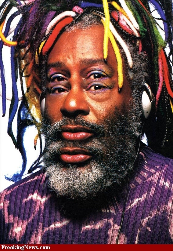 George Clinton Wants to Eat your Soul..Funk You!