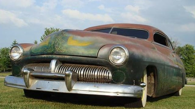 Chopped 1950 Mercury Is Our Idea Of Custom Perfection