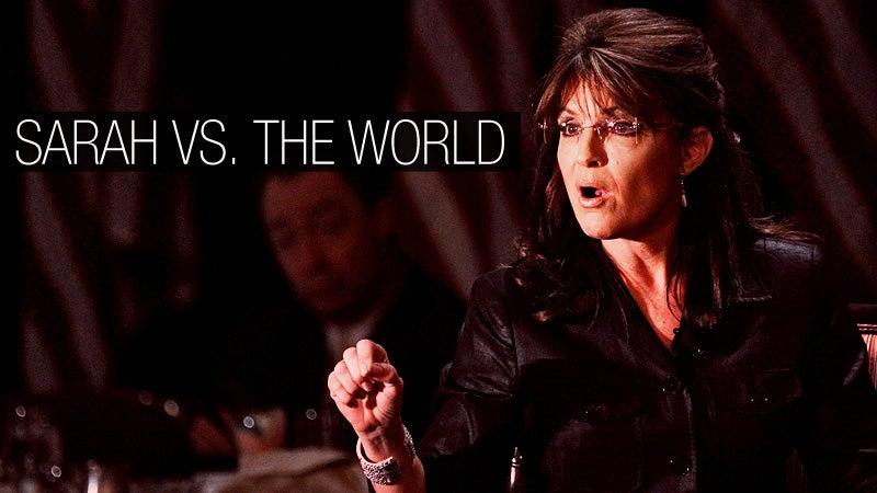 A List of Sarah Palin's Feuds