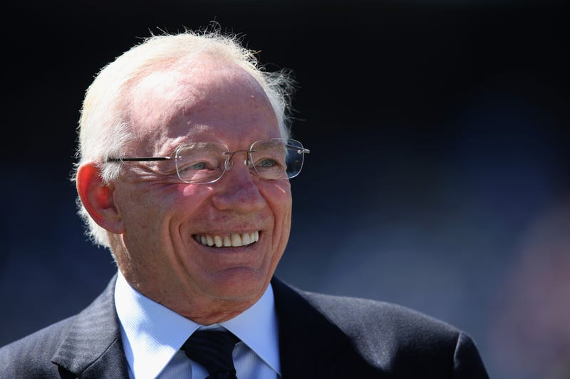 Jerry Jones On Why The NFL Is Like The Oregon Trail