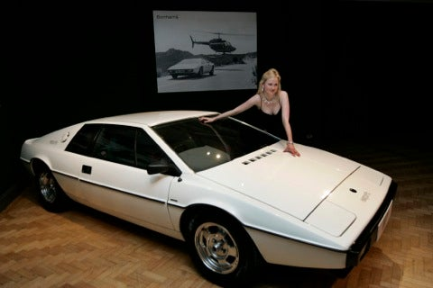 Lotus Esprit Submarine Car From The Spy Who Loved Me Heading To Auction Again
