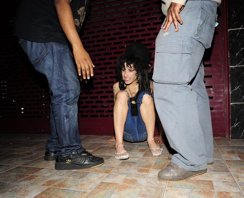 Amy Winehouse Fall Down Go Boom