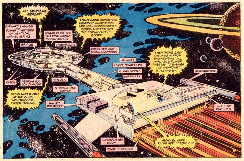 The 10 Architectural Sins of Superhero Bases