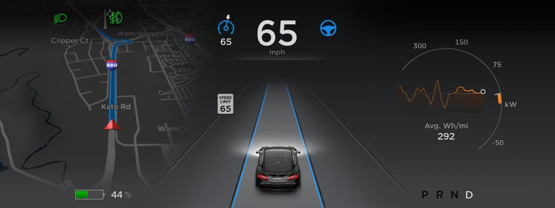Tesla's Autopilot Driving Mode Is a Legal Nightmare