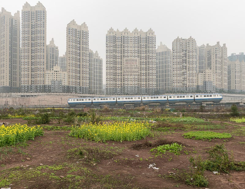 Hutong Vs. Highrise: A Photo Essay On China's Radical Urban Changes