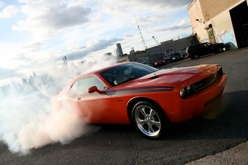 What's The Best Car For Doing Burnouts?