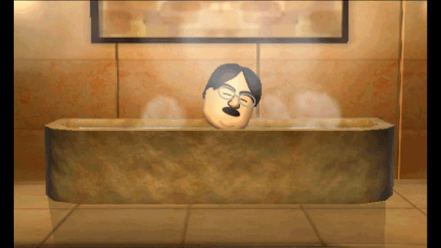 The Most Insane GIFs From Nintendo's Weird New 3DS Game